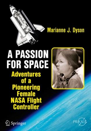 Cover of A Passion for Space.