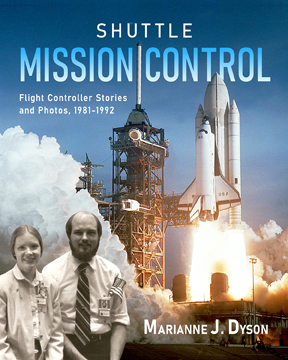Cover of Shuttle Mission Control.