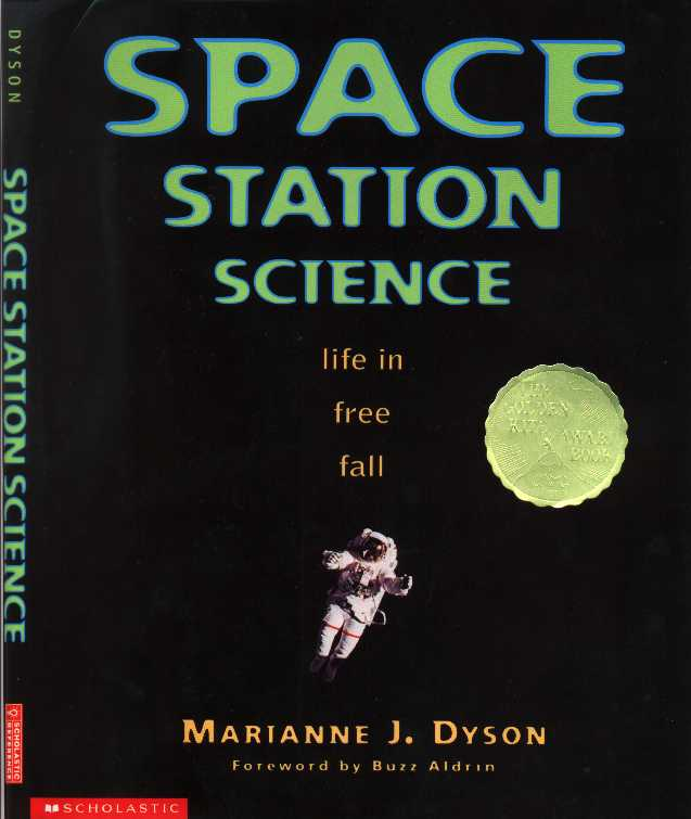Space Station Science original cover.